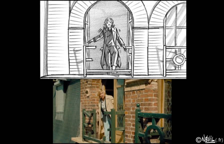 nevil storyboard